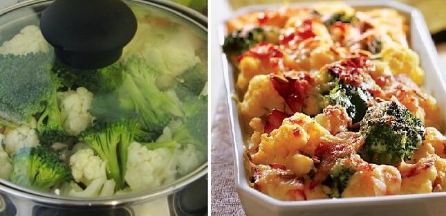 Самая вкусная и нежная овощная запеканка