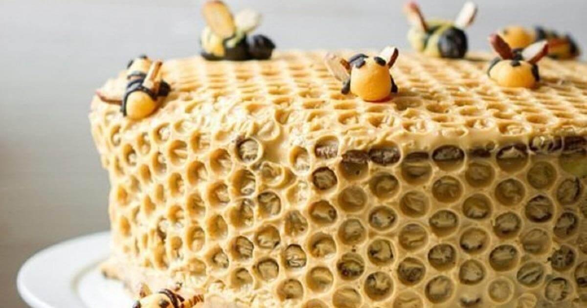 Самый вкусный медовик (семейный рецепт)