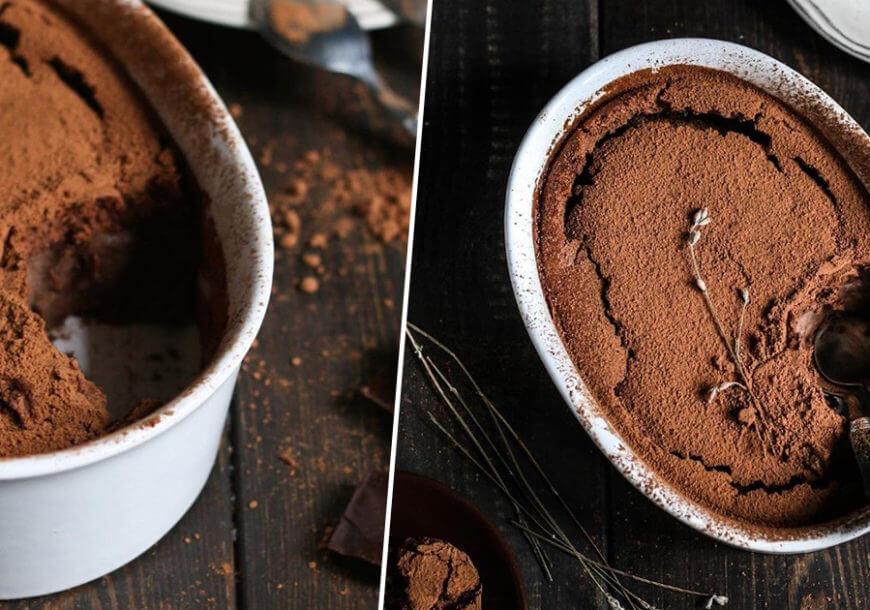 Шоколадный пирог: невероятно вкусный и нежный