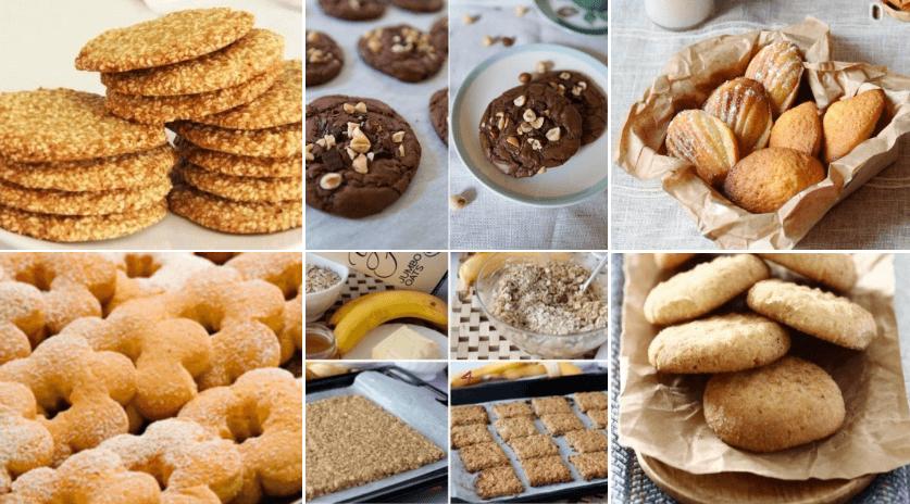 ТОП-10 рецептов домашнего печенья за 15 минут