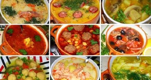 ТОП-10 рецептов самых вкусных супов