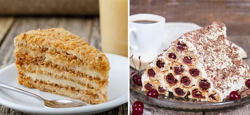 ТОП-5 рецептов лучших тортов на все времена!