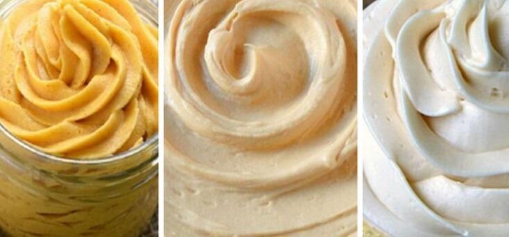 ТОП-8 самых простых кремов для тортов и других десертов