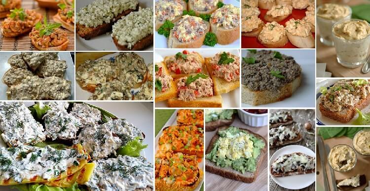 Утоляем голод в два счёта: ТОП-12 рецептов самых вкусных намазок на хлеб!