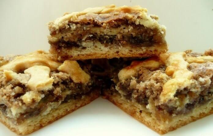 Вкусное домашнее пирожное с вареньем - пошаговый рецепт
