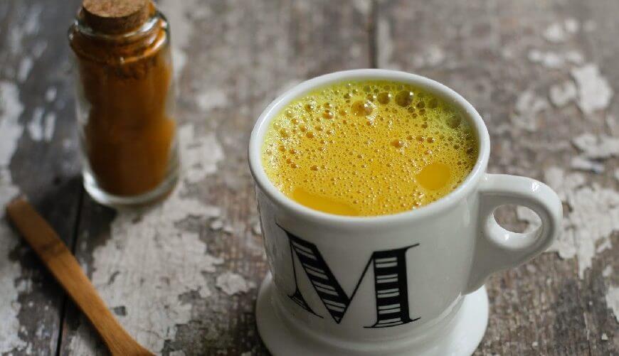 «Золотое молоко» уникальный рецепт и применение