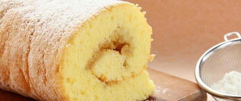 10 главных секретов пышного бисквита!