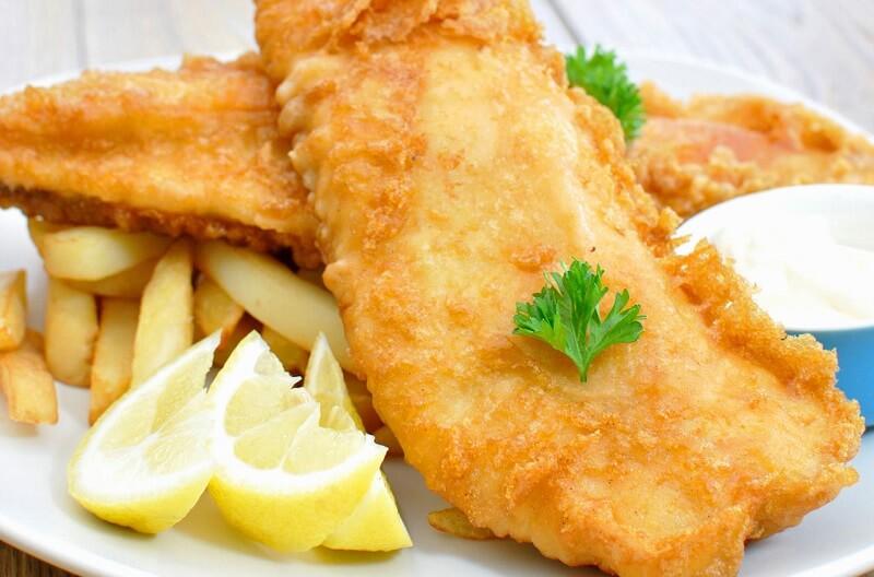 ТОП-7 способов как приготовить вкусно жареную рыбу