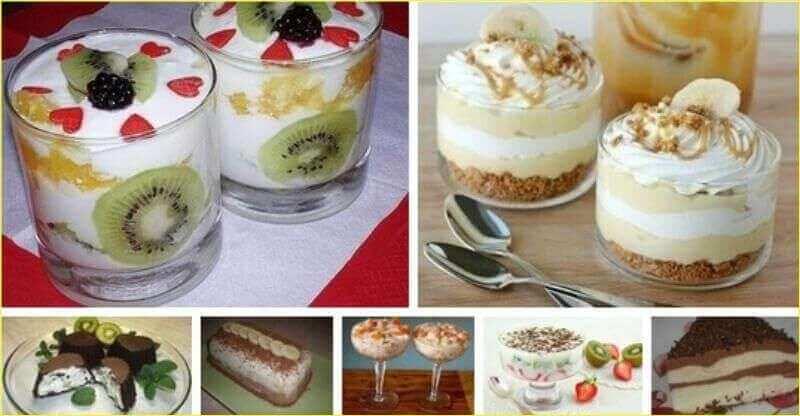 8 самых лучших рецептов изумительных десертов
