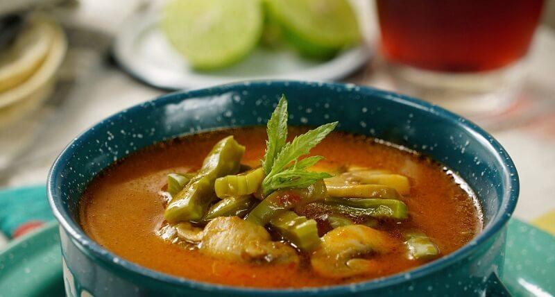 9 овощных густых супов для красивой фигуры