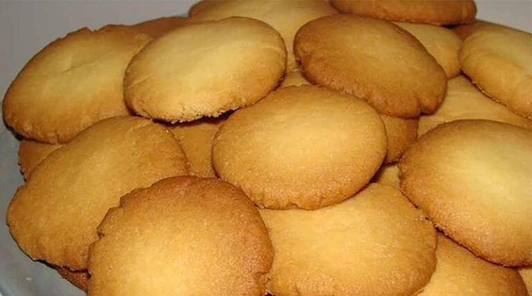 Быстрый и простой рецепт песочного печенья