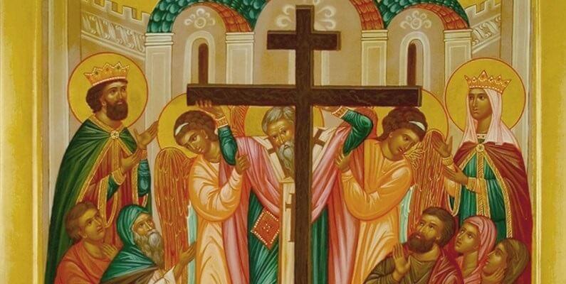 День Воздвижения Креста Господня 2019