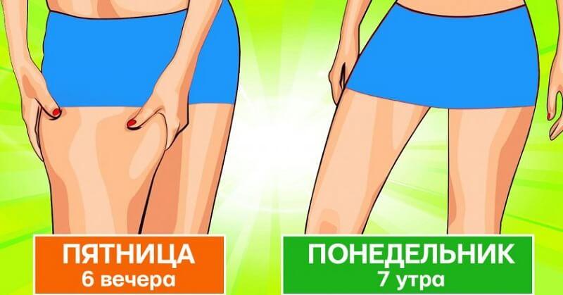 Быстро похудеть – реальность или миф?