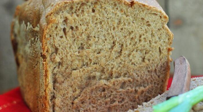 Добротный простой хлеб на темном пиве: пошаговый рецепт