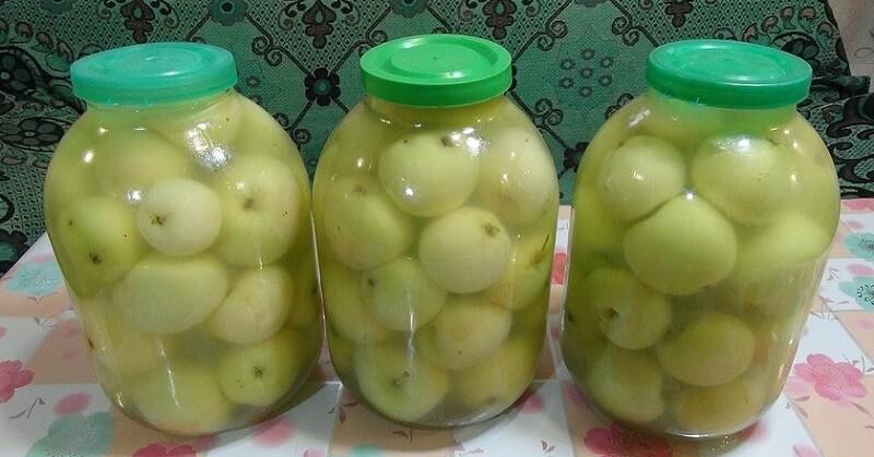 Домашние моченые яблоки