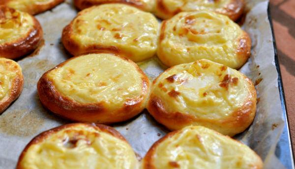 Домашние шаньги (шанешки, ватрушки) с картошкой как у бабушки!