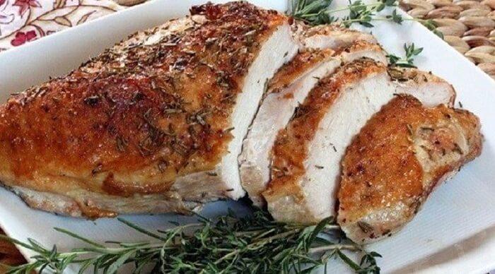Как приготовить очень вкусно куриное филе