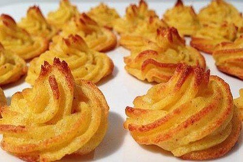 Французские картофельные завитки