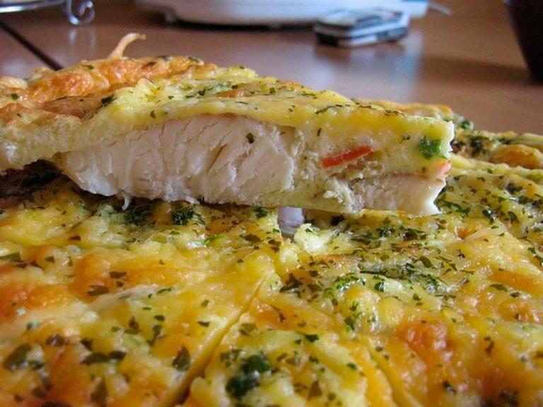 Готовим рыбу в духовке в сметане, супер простой и удачный рецепт