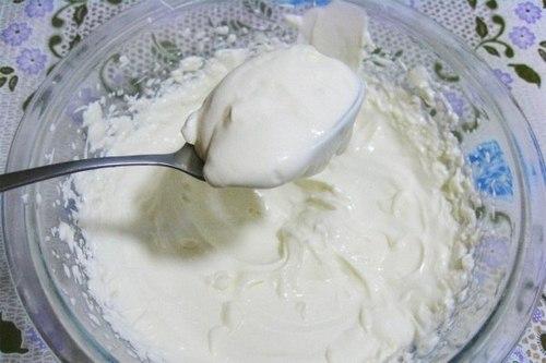 Густой крем для домашнего торта