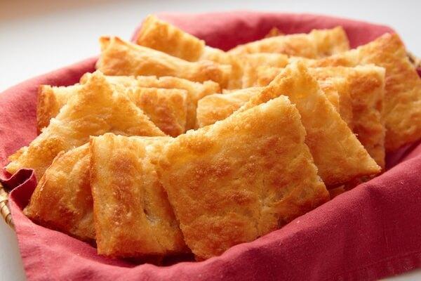 Итальянская картофельная фокачча: пошаговый рецепт