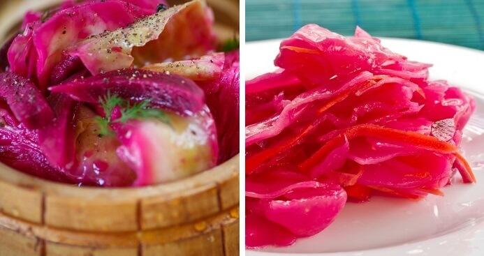Изумительный рецепт квашеной капусты по-армянски