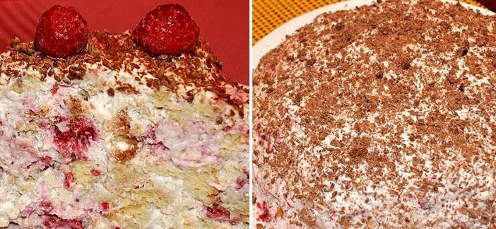 Как приготовить бисквитный торт «Муравейник»