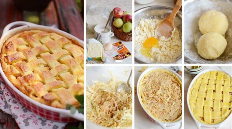 Как приготовить изумительный яблочный пирог