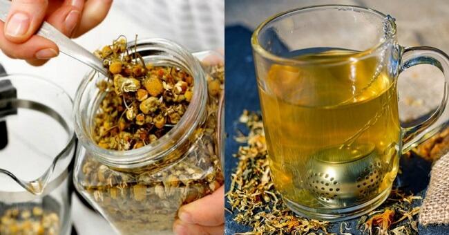 Как приготовить чай из ромашки. Полезные свойства напитка