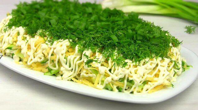 Как приготовить салат «Селедка под шубой» по-новому