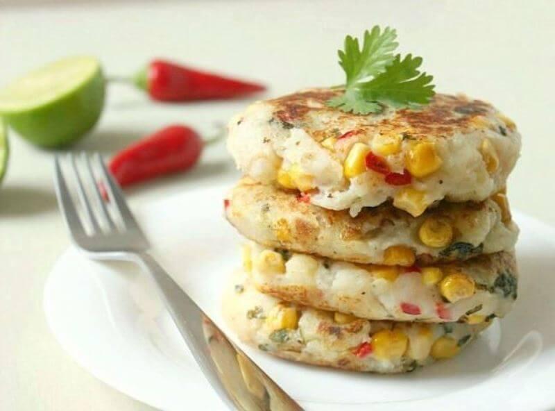Как приготовить вкусные овощные котлеты по-индийски