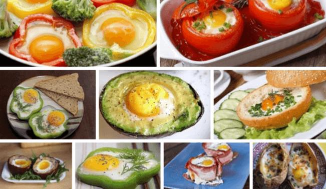 Как вкусно и правильно приготовить яйца