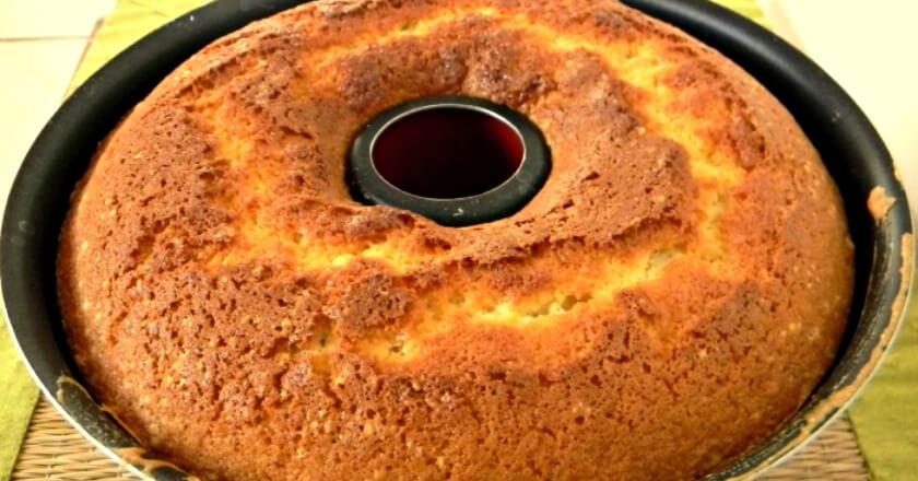 Кекс с вареньем пошаговый рецепт с фото