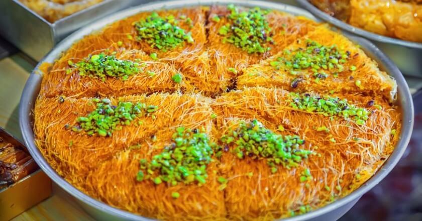 Кнафе рецепт арабский