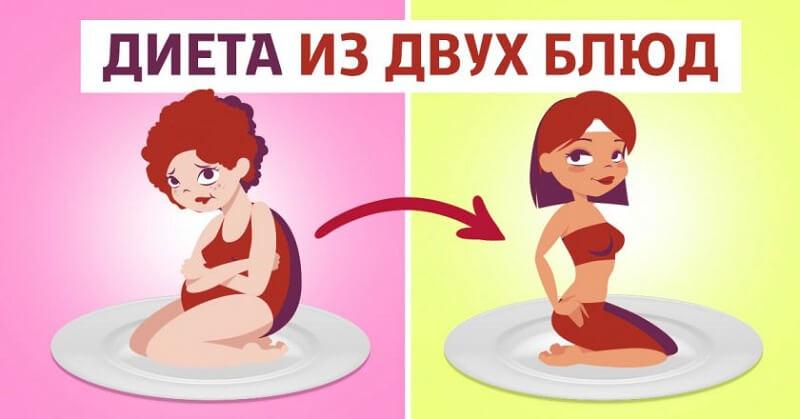 Ленивая белковая диета