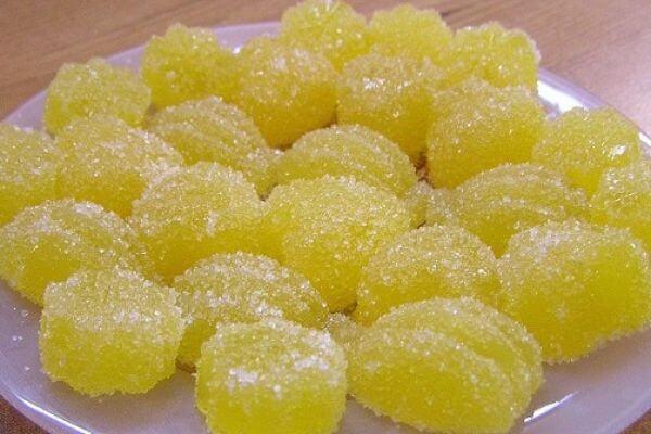 Лимонный мармелад пошаговый рецепт
