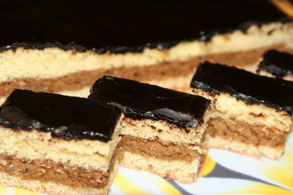 Любопытный кулинарный рецепт домашнего пирожного Берлини