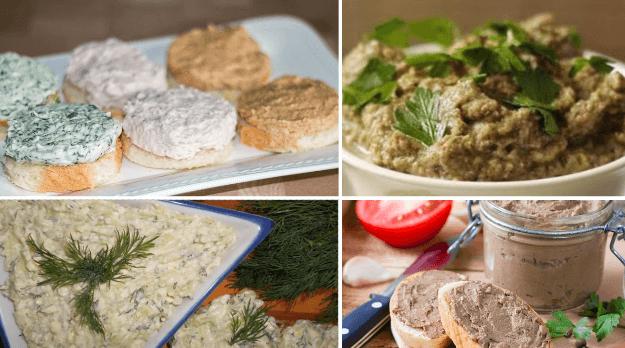 Рецепты вкусных домашних паштетов