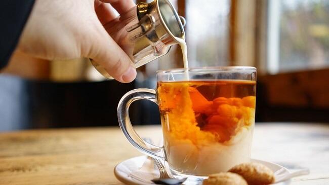 Назван самый полезный для здоровья чай!