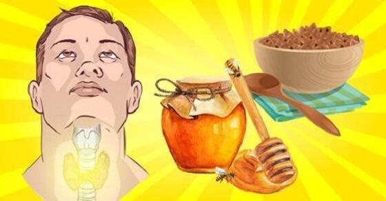 Необходимые продукты для здоровой щитовидной железы