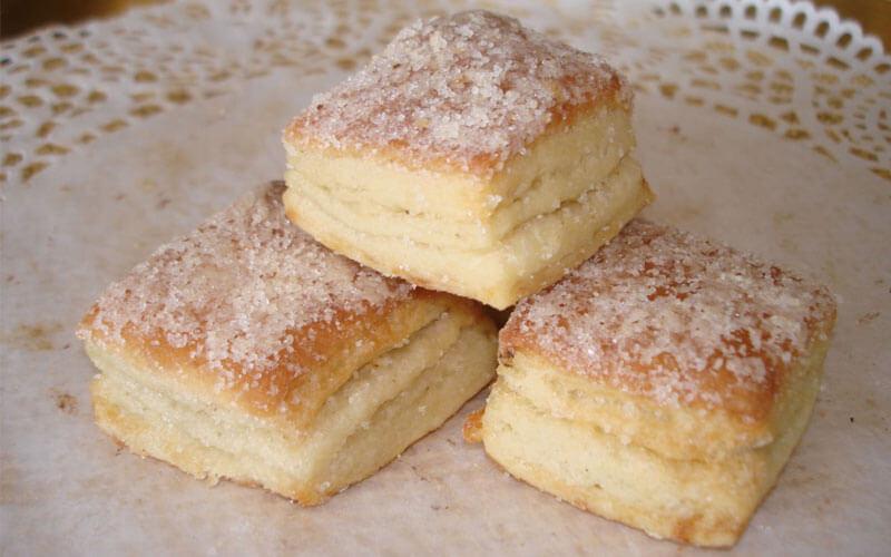Печенье «Павловское»: пошаговый рецепт