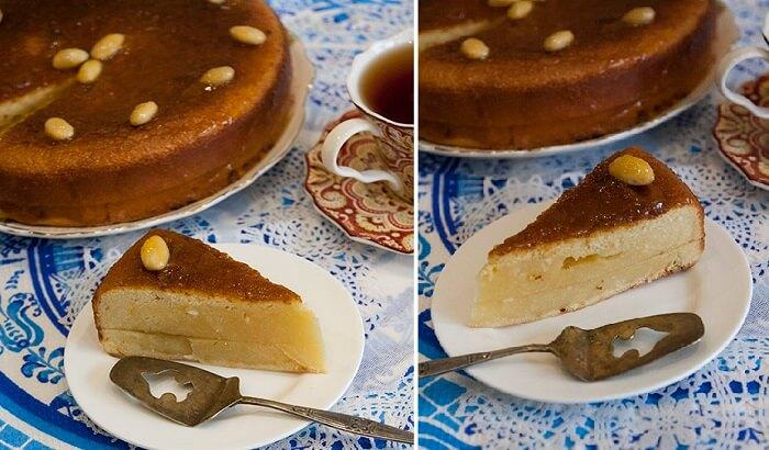 Пирог «Чабела»