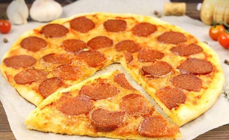 Пицца Пепперони: простой и очень вкусный рецепт!