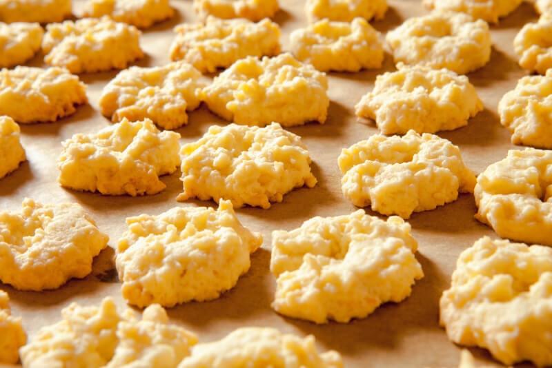 ТОП-3 рецепта быстрого печенья. 15 минут и всё готово!