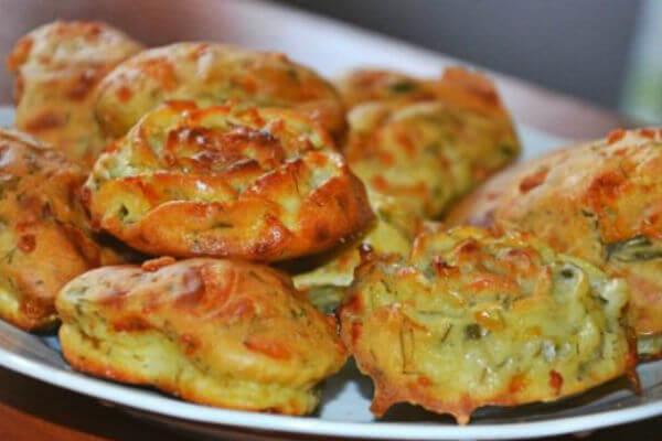 Рецепт кекса с сыром на кефире: вкусно и быстро!