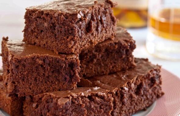 Рецепт шоколадного пирога (брауни) с халвой: пошаговый рецепт