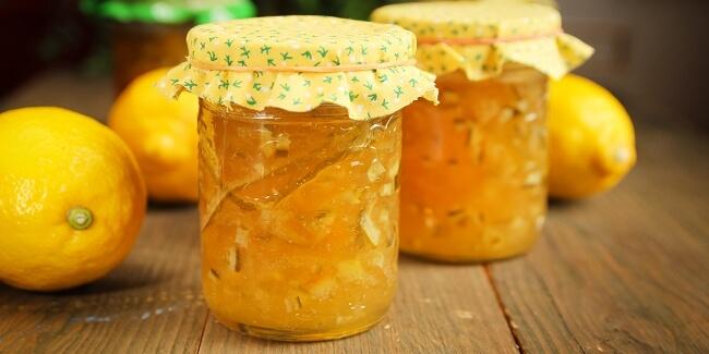 Рецепт варенья из лимонов. Готовим без варки!