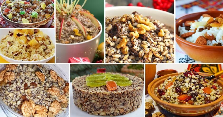 Рождественская кутья: Как приготовить самую вкусную кутью