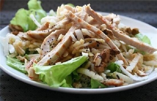 Салат «Лесная быль» пошаговый рецепт с фото
