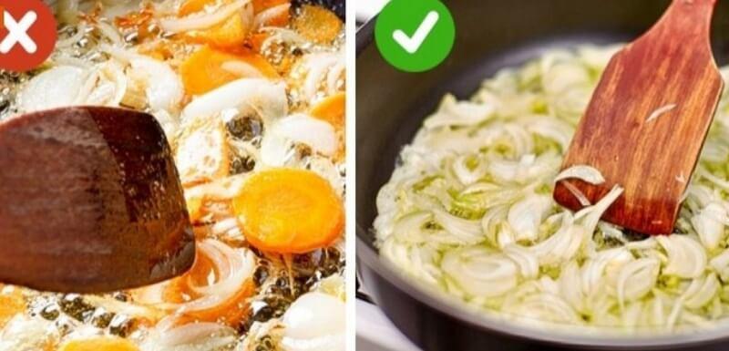 Самые частые кулинарные ошибки, которые нужно знать всем!